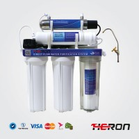 5 Stages Heron UV Water Purifier