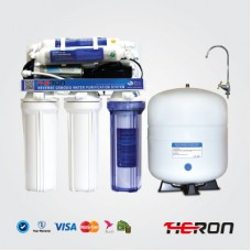 6 Stages Mineral RO Heron Water Purifier