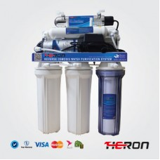 6 Stages UV+RO Heron Water Purifier