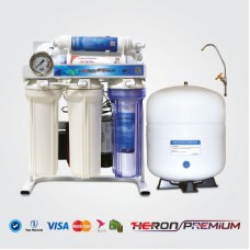 7 Stages Heron Premium Infrared RO Purifier