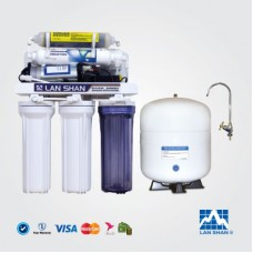 6 Stages Mineral RO Lan Shan Water Purifier