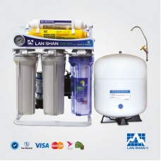 5 Stages Lan Shan Mineral RO Purifier