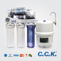 6 Stages Mineral RO CCK Water Purifier