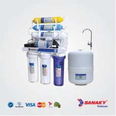 Six Stage Sanaky-S1 Mineral RO Water Purifier