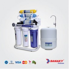 Six Stage Sanaky-S2 Mineral RO Water Purifier