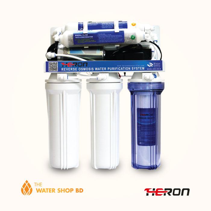 Heron RO Water Purifier GRO 060 M