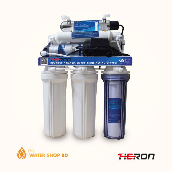 Heron RO Water Purifier GRO 060 UV