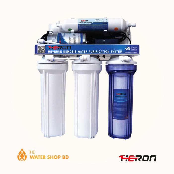 Heron RO Water Purifier GRO 060