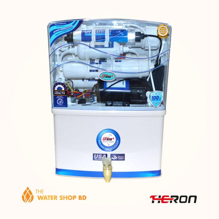 Heron RO Water Purifier Grand +