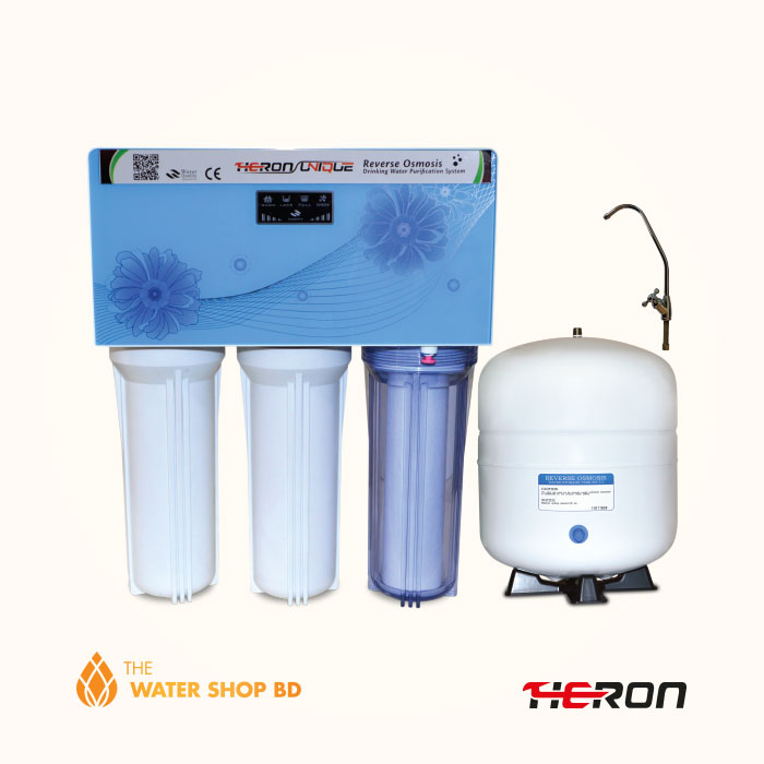 Heron RO Water Purifier Heron Unique