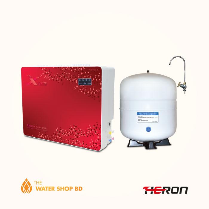 Heron RO Water Purifier Heron X Plus