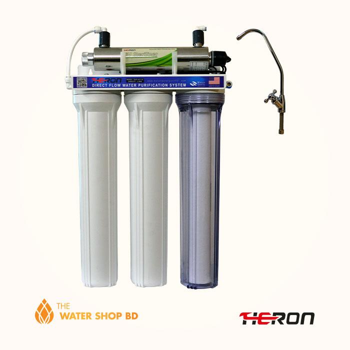 Heron UV Water Purifier GUV 401 20