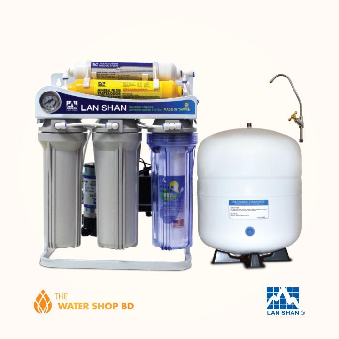 LAN SHAN RO Water Purifier LSRO 575G