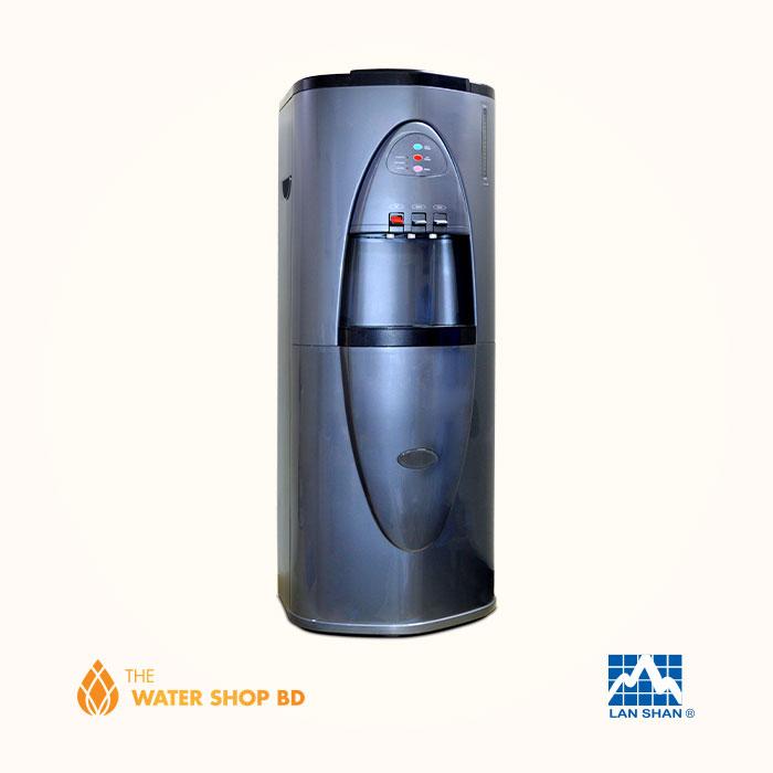 LAN SHAN RO hot cold warm Water Purifier LSRO 929 CAR Black