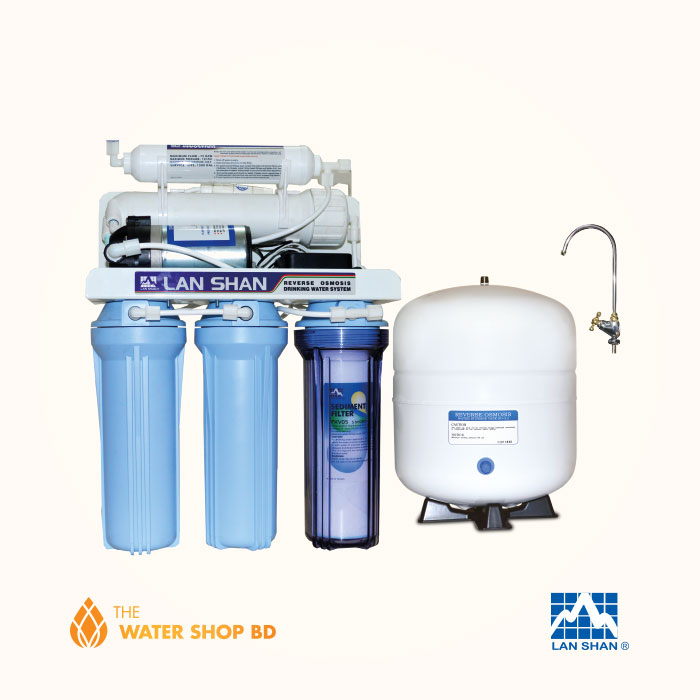 Lanshan RO Water Purifier 101 A