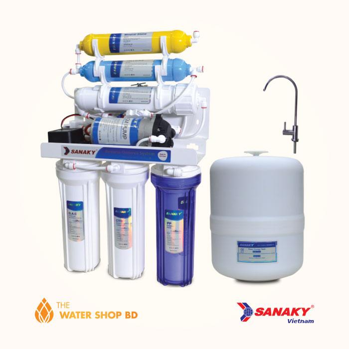 Sanaky RO Water Purifier S1 02